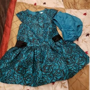 Special occasion gymboree dress 18-24m baby girl d